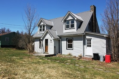 Liberty NY Single Family Home For Sale: $80,000