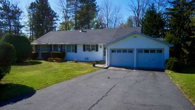 Swan Lake NY Single Family Home For Sale: $155,000