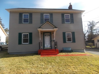Liberty NY Single Family Home For Sale: $145,000