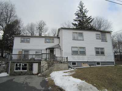 Multi Family Home For Sale: 36 York
