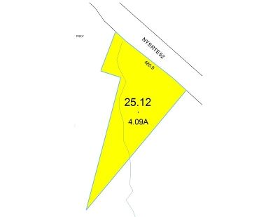 Fallsburg Residential Lots & Land For Sale: State Hwy 52