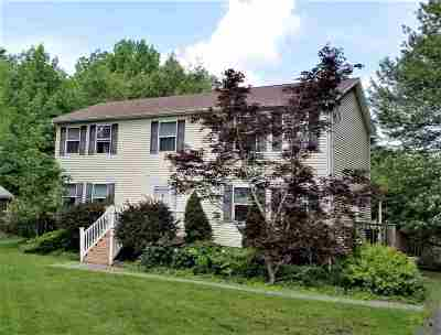 White Lake Single Family Home For Sale: 3422 State Route 55