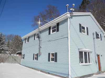Livingston Manor NY Single Family Home For Sale: $59,900