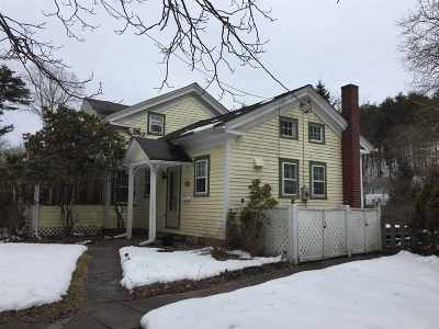 Callicoon Single Family Home For Sale: 108 Hortonville Main Street