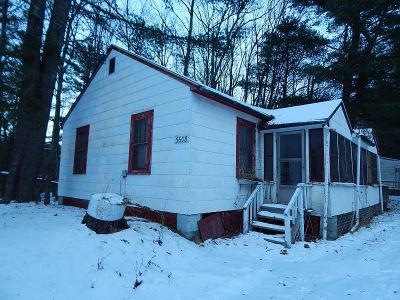Kauneonga Lake NY Two Family Home For Sale: $59,000