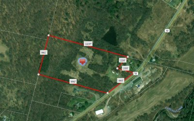 Jeffersonville Residential Lots & Land For Sale: 4532 State Route 52