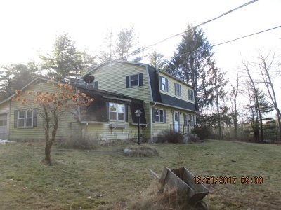 Barryville Single Family Home For Sale: 3 Sawmill Rd