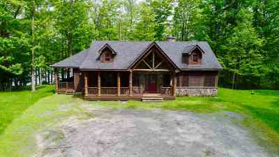 Sullivan County Single Family Home For Sale: 26 Cove Ln