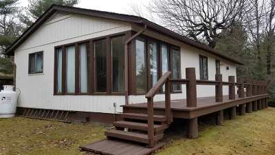 Single Family Home For Sale: 6 Timber Point