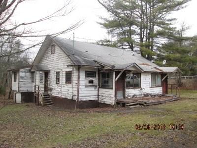 Sullivan County Multi Family Home For Sale: 977 Rt 52