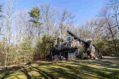 Single Family Home For Sale: 14 Walters Farm