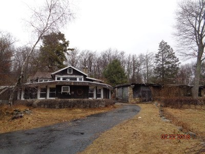 Wurtsboro NY Single Family Home For Sale: $49,900