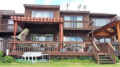 Kauneonga Lake NY Townhouse For Sale: $375,000