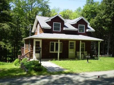 Narrowsburg NY Single Family Home For Sale: $169,000