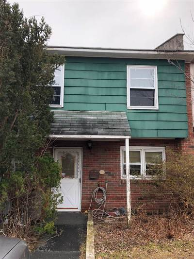 Monticello Village NY Townhouse For Sale: $35,000