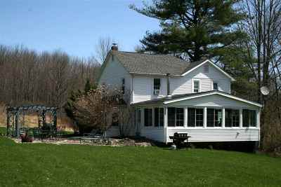 Jeffersonville NY Single Family Home For Sale: $499,000
