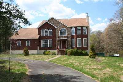 Sullivan County Single Family Home For Sale: 44 Roslyn Ridge Road