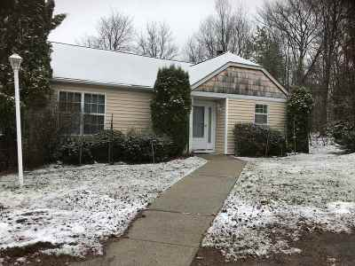 Monticello NY Townhouse For Sale: $62,900
