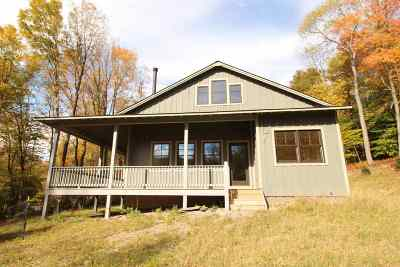 Lew Beach Single Family Home For Sale