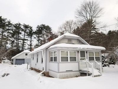 Eldred NY Single Family Home For Sale: $89,000