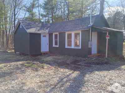 White Lake NY Single Family Home For Sale: $29,900