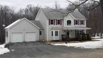Barryville, Woodridge Single Family Home For Sale: 196 Forest