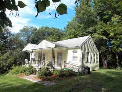 Jeffersonville NY Single Family Home For Sale: $105,000