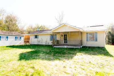 Single Family Home For Sale: 7582 State Route 42