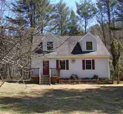 Forestburgh Single Family Home For Sale: 16 Eden Rd