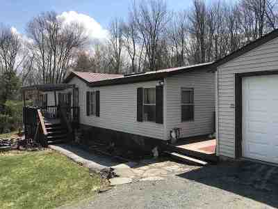 Liberty NY Single Family Home For Sale: $139,000