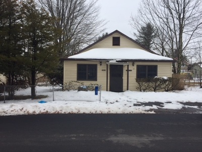 Single Family Home For Sale: 12 Laurel