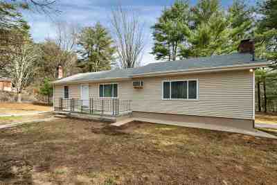 Single Family Home For Sale: 14 Andrew Paye