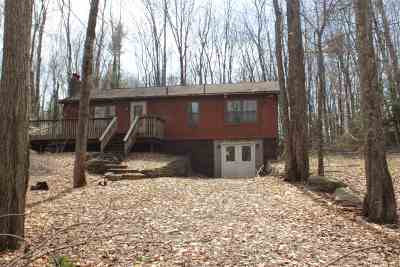 White Lake NY Single Family Home For Sale: $179,000