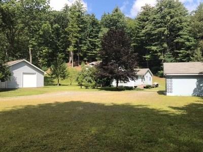 Single Family Home For Sale: 130 Berme Church Road