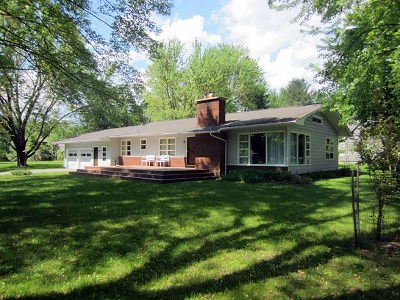 Single Family Home For Sale: 311 Delaware Drive