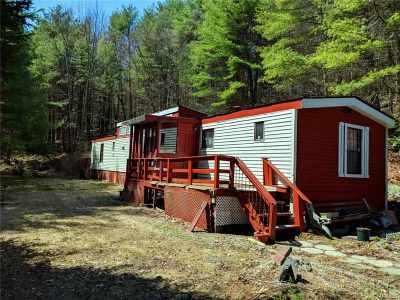 Glen Spey NY Single Family Home For Sale: $29,000