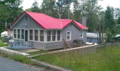 Smallwood NY Single Family Home For Sale: $79,900
