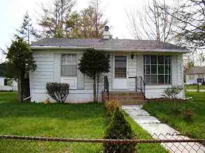 Loch Sheldrake NY Single Family Home For Sale: $65,000