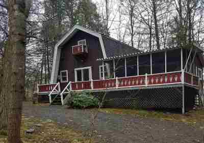 Smallwood NY Single Family Home For Sale: $125,000