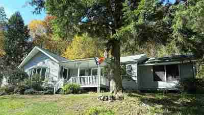 Livingston Manor, Roscoe Single Family Home For Sale: 1590 Old Route 17