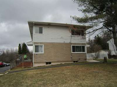 Monticello Multi Family Home For Sale: 79 Wood Ave