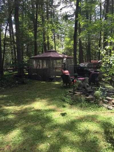 Single Family Home For Sale: 60 Beaver Brook Rd