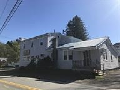 Jeffersonville NY Commercial For Sale: $199,900