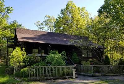 Single Family Home For Sale: 134 Black Forest Road