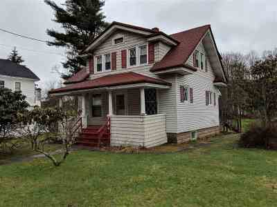Single Family Home For Sale: 3978 State Route 52