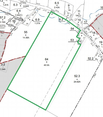 Residential Lots & Land For Sale: Mt. Vernon Road