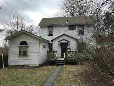 Monticello Single Family Home For Sale: 5 High Street