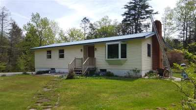 Single Family Home For Sale: 7232 State Route 42