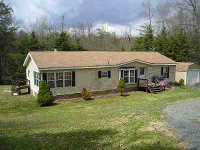 Livingston Manor, Roscoe Single Family Home For Sale: 2599 Morton Hill Road