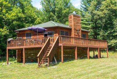 Single Family Home For Sale: 122 Plank